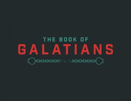 Galatians Study – Week 2; Preparing For Sunday Worship